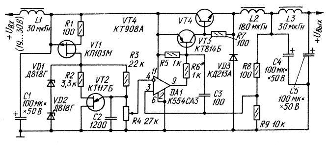 Электрическая схема монитора pvm-174ca - электрическая схема Кр142ен5а микросхема кр142ен5а трехвыводный стабилизатор...